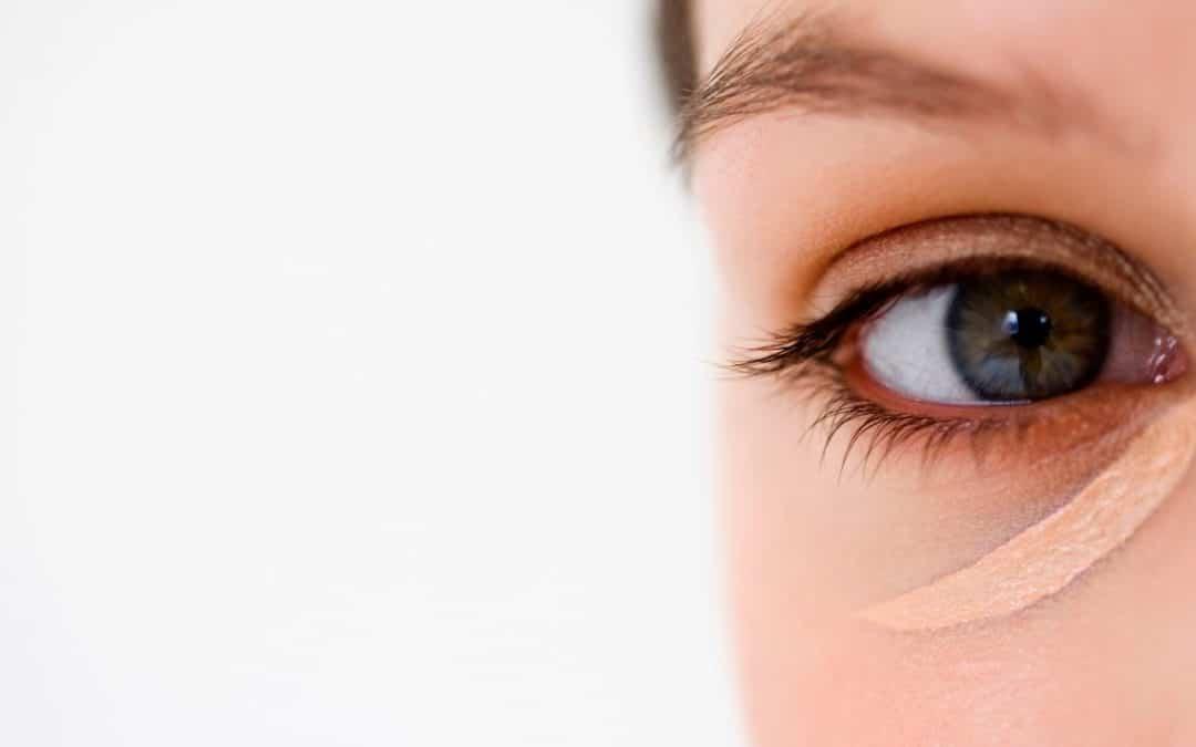 Zmarszczki, obrzęki, cienie wokół oczu